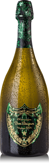 2004er Champagne Dom Pérignon by Iris van Herpen