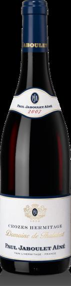 2007er Jaboulet Domaine de Thalabert rouge